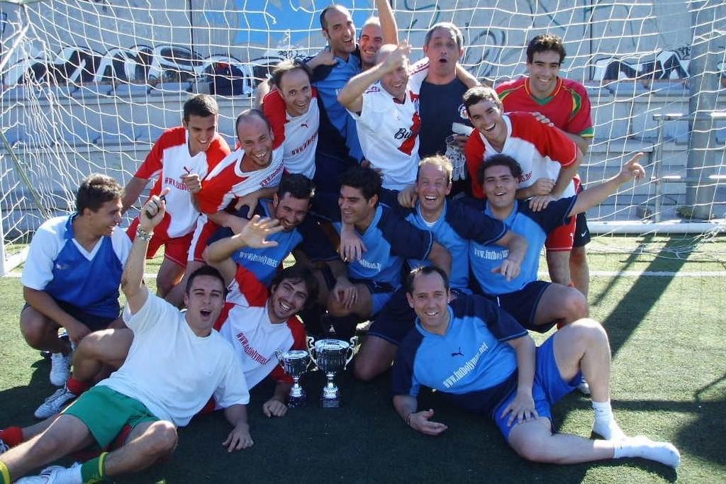 equipo 2 - organizacion eventos deportivos - decateam
