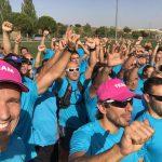 decateam - organizacion de eventos deportivos - convención Astrazeneca