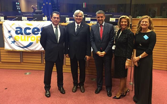 Cofares recibió el European Sport and Healthy Company Award de la mano de ACES Europe & DCH