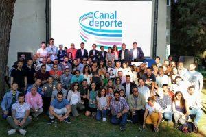 servicios socioculturales - canal isabel ii - entrega de trofeos