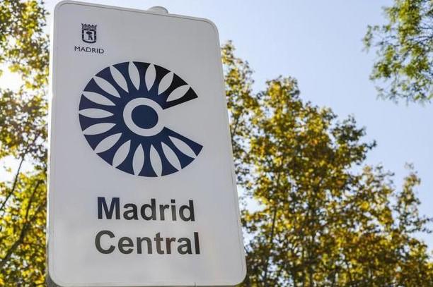 area restringida madrid central - decateam - organizacion de eventos deportivos