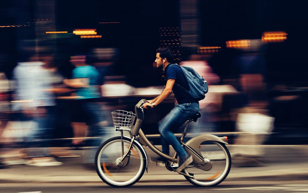 Adios al coche: en Europa pagarán a quienes vayan a trabajar en bicicleta