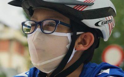 La Mejor mascarilla para hacer Deporte, 100% fabricada en España